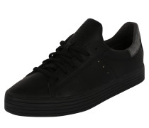 Sneaker 'Sita Lace up' schwarz