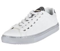 Sneaker 'bradbury Mirror' silber / weiß