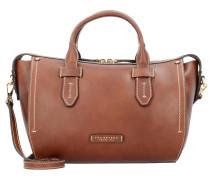 Sartre Handtasche Leder 27 cm braun