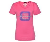 T-Shirt 'True Power' pink