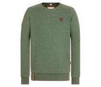 Sweatshirt 'First Blood' oliv