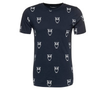 T-Shirt 'All Over Big Owl'