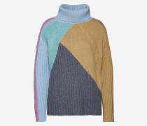 Pullover 'xanthia' hellblau / grau / rosa