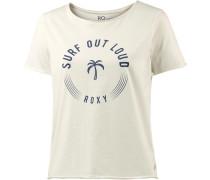 Tshirt 'pop Surf' weiß
