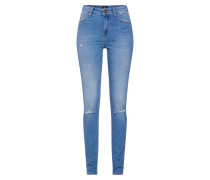 Jeans 'Scarlett' blue denim