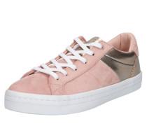 Sneaker 'skater Sleek' rosa / weiß