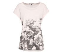 Shirt 'Roses Reincarnation Wsn' rosa