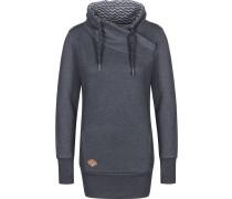 Sweatshirt 'Neska' blau