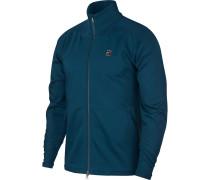 'Clay Dimitrov' Trainingsjacke nachtblau