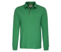 Polo-Shirt grün