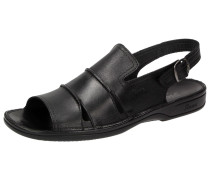 Sandale 'Venezuela' schwarz