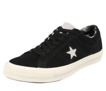 Sneaker 'one Star OX' schwarz / offwhite