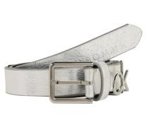 Gürtel '2.5Cm CK Slider Belt' silber