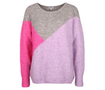 Strickpullover 'crew Relax Triangle'