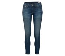 Jeans 'Capri' blue denim