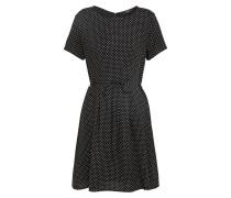 Sommerkleid schwarz / weiß