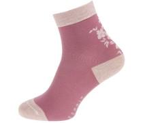 Socken rosé / altrosa