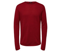 Pullover 'rocky' rot