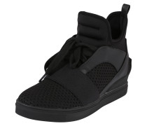 Sneaker High 'lexi' schwarz