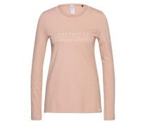 'Identity' Pyjama lang rosé