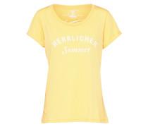 Shirt 'Kendall' gelb