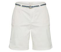 Shorts 'Woven' weiß