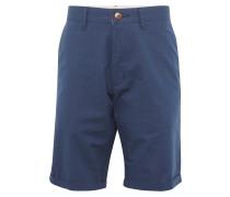 Shorts 'Golfer Chambray' marine