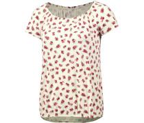 T-Shirt pitaya / naturweiß