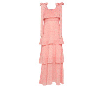 Kleid 'Glorie' mischfarben / rosa