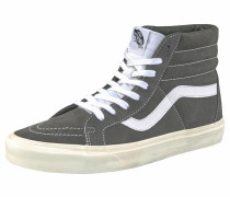 Sneaker 'SK8-Hi' Reissue grau / weiß