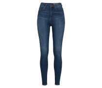 Skinny Fit Jeans 'Sophia' blue denim