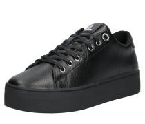 Sneaker 'Hook-W XL zipper' schwarz