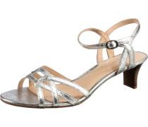 Birkin Klassische Sandaletten silber