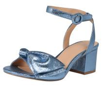 Sandale 'Milano' rauchblau