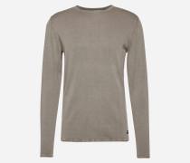 Langarm-Shirt grau