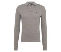 Poloshirt 'lskcslimm2-Long Sleeve-Knit'