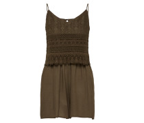 Playsuit 'onlPEACH Strap' khaki