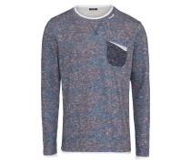 Pullover 'kai' blaumeliert