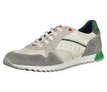 Sneaker grau / hellgrau / tanne