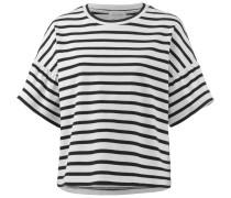 T-Shirt schwarz / weiß