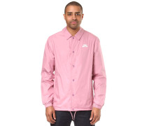 Shield Coaches Jacke pink