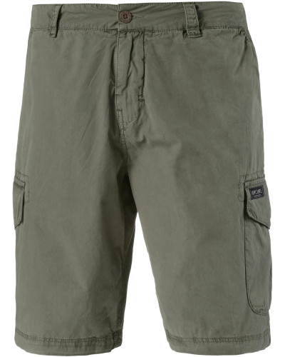 'adventure Cargo' Shorts oliv