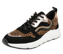 Sneaker 'lpccarocel' schwarz / camel