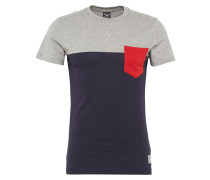 T-Shirt 'Block Pocket 2 Tee'