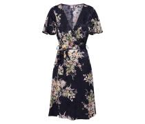 Kleid 'floral wrap dress'