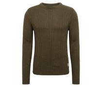 Pullover 'harvard' dunkelgrün