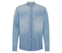 Hemd 'donny' blue denim