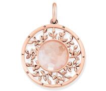 Kettenanhänger 'Rosa Tree of Love Pe758-536-9'