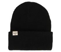 Mütze 'Quartz' schwarz