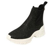 Sneaker 'shirley' schwarz / weiß